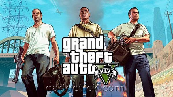 скачать Grand Theft Auto V для ПК