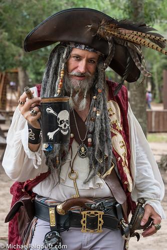 Pirate at Sherwood