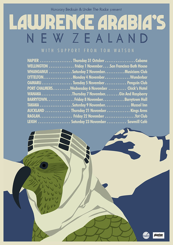 LA NZ Nov 2013 Poster