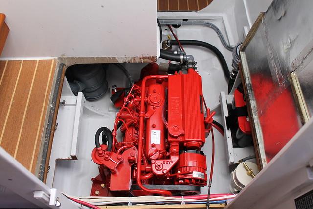 Port Engine Room In Progress