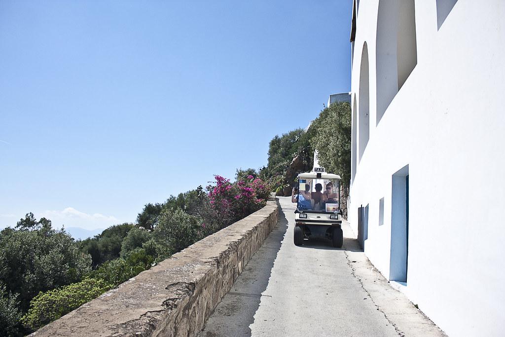 Giro in microtaxi a Panarea - #eolietour13