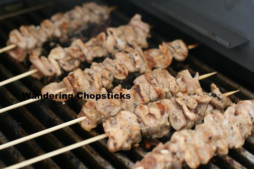 Thit Heo Nuong Xien (Vietnamese Grilled Pork Skewers) 6