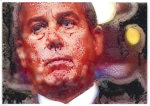Shutdown - John Boehner by wmphotonyc