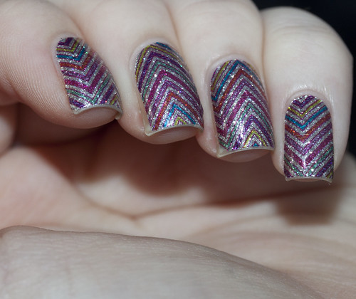 Incoco Zig Nail Strips Day 5 (5)