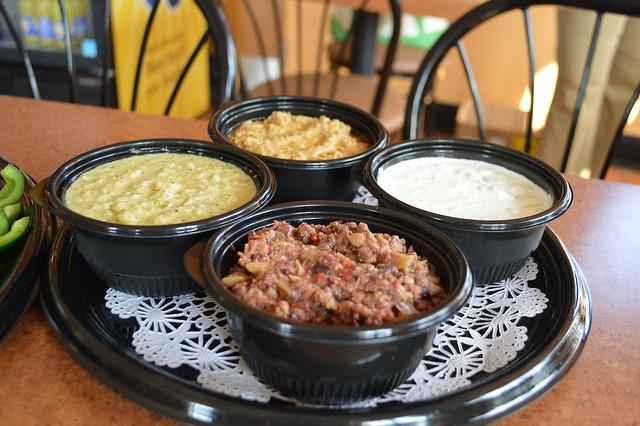 Mediterranean Tasting Platter