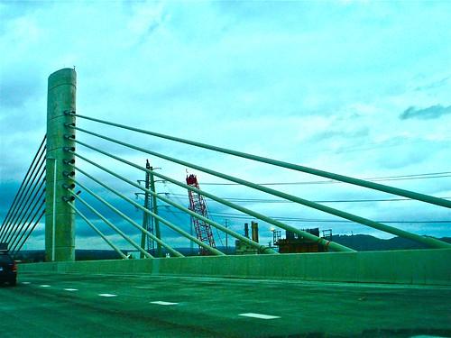 Strung Out Bridge by PHOTOFENNISH