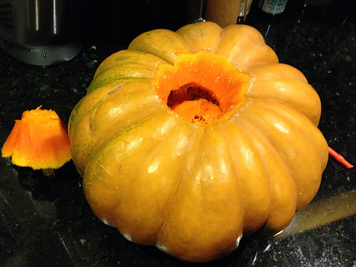 Pumpkin, pre-carve