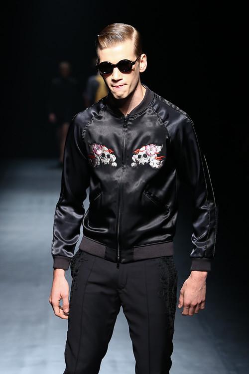 SS14 tokyo CHRISTIAN DADA012_Justin Sterling(Fashion Press)