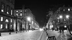 Royal Mile, autumn evening 03
