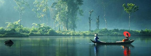 Beautiful Scenery Facebook Cover Photo