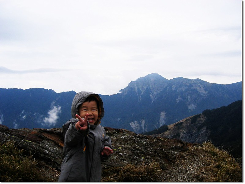 Jacob登百岳(石門山) 1