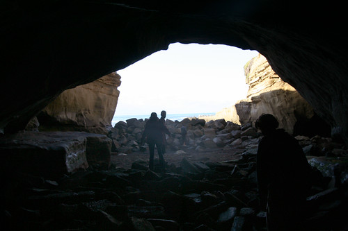 Rum Runners Cave