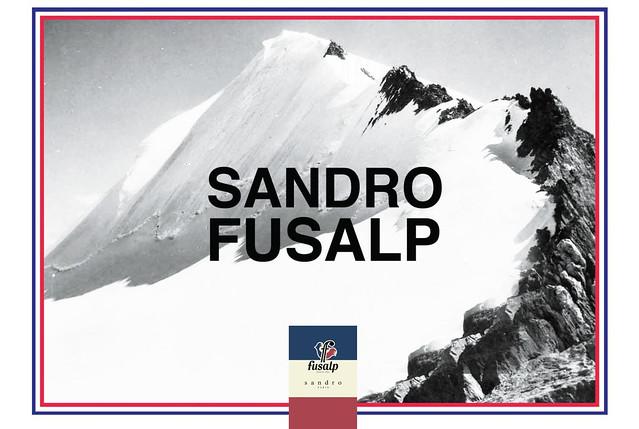 SANDRO X FUSALP