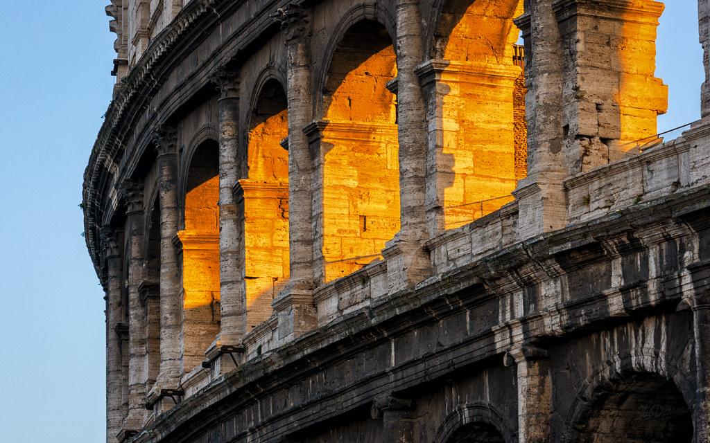 Les arches dorées