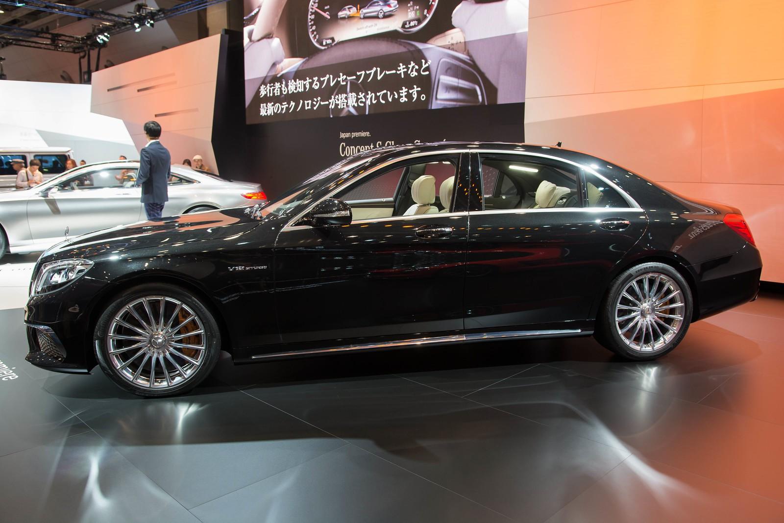 S65 AMG long(ワールドプレミア)