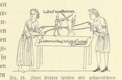 Image taken from page 109 of 'Kulturgeschichte des Mittelalters'