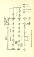 """British Library digitised image from page 36 of """"The Parish Church of Saint Mary Whaplode in the County of Lincoln. With an appendix, containing notes on Whaplode"""""""