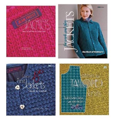 Jean Frost books