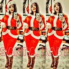 Santa, Baby... Oh, that's me. Bought a Santa Suit earlier today. Always wanted one. Why be Mrs. Claus when you can be Santa? #santaclaus  #lucylovesbetty #santasuit #santahat