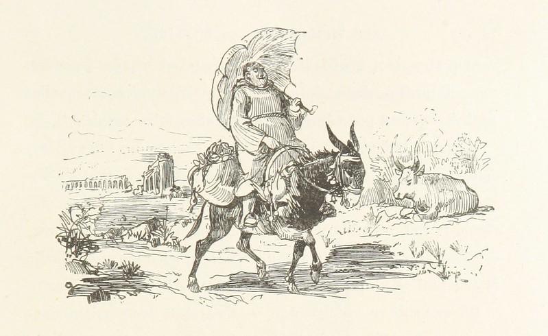 Image taken from page 87 of 'Les Vieilles Villes d'Italie. Notes et souvenirs. Ouvrage illustré de ... dessins à la plume ... reproduits en fac-simile'