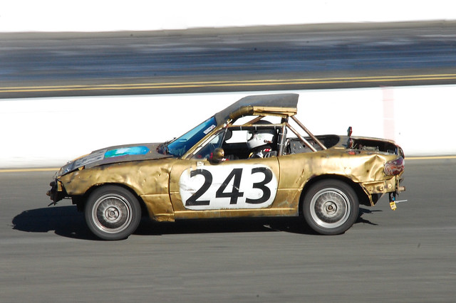 24 Hours of LeMons at Sonoma