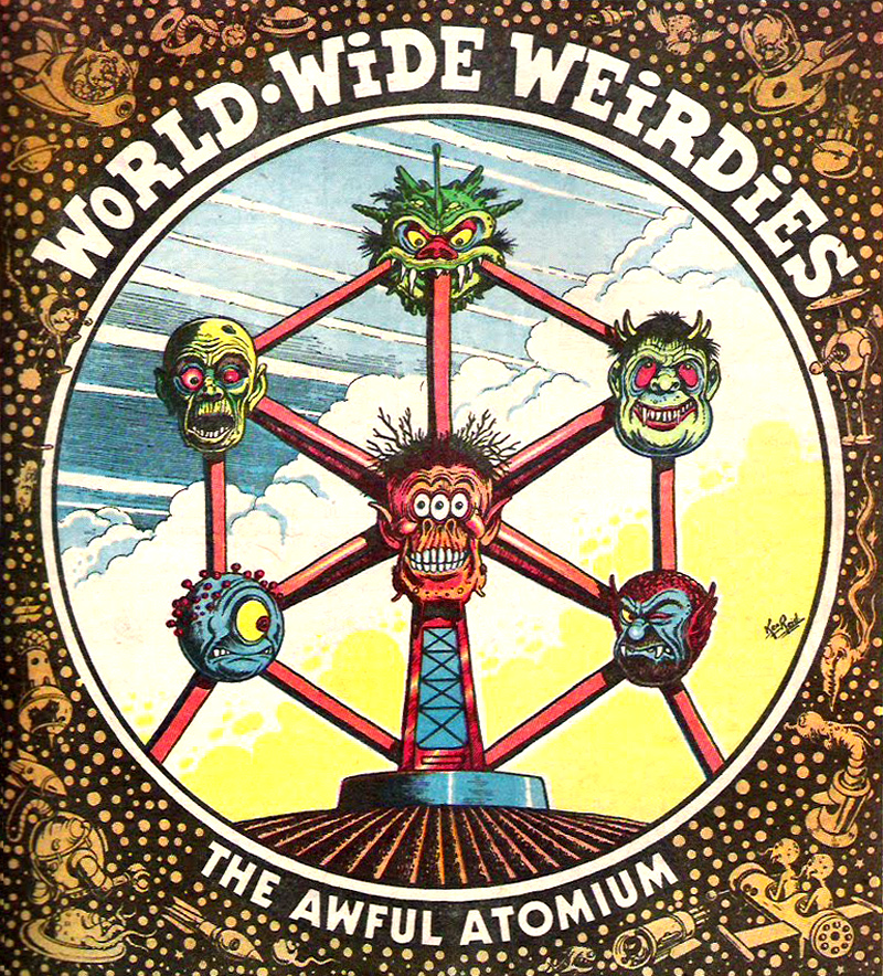 Ken Reid - World Wide Weirdies 115
