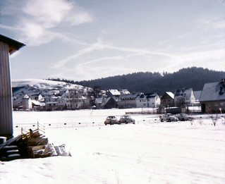 Xmas Eve in Laufen (Black Forest)
