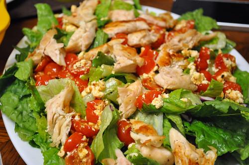 Goat-Cheese-Tomato-Salad