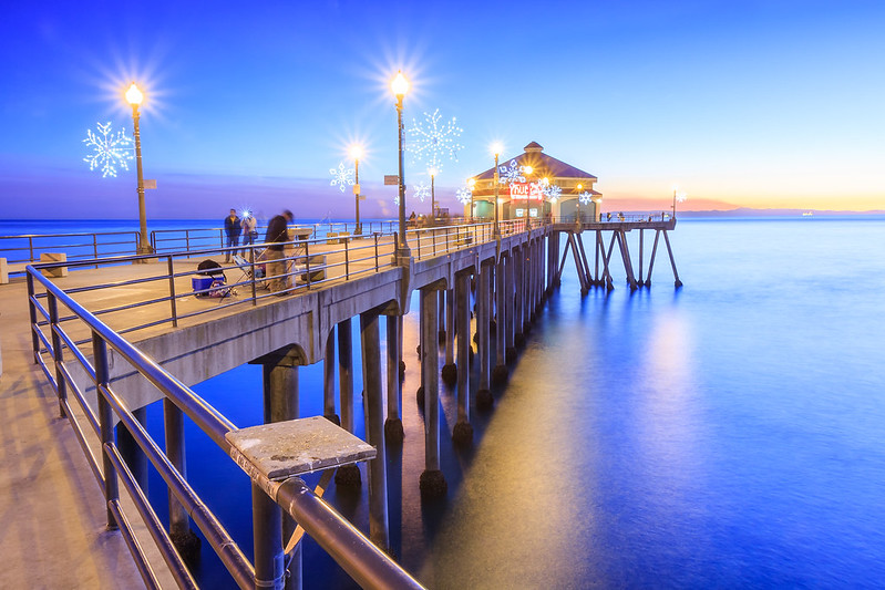 Huntington Beach Pier-9870