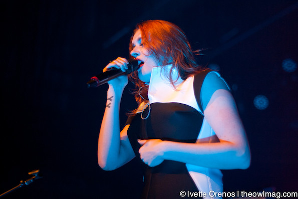 Icona Pop @ Fonda Theatre,LA 13/17/13