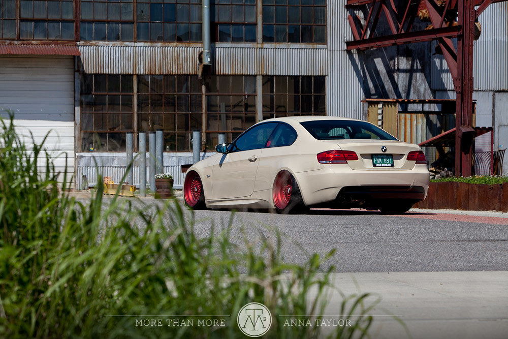 Will Fisher's E92 BMW on BBS RS -Anna Taylor- 3099 | Flickr