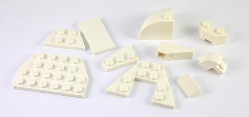 LEGO 10229 Winter Village Cottage elements02