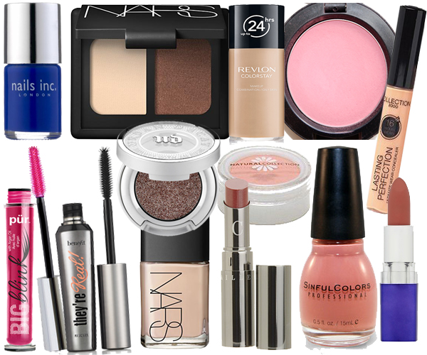 Makeup Beauty Products of the Year