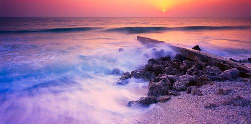 sunset film landscapes florida velvia prints 2009 largeformat drumscan 6x12 sarasotabradenton jaspcphotography
