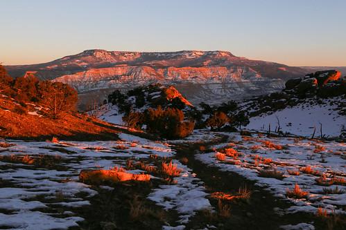 landscape colorado grandjunction grandmesa bookcliffs canonef24105mmf4lisusm mountgarfield canon6d