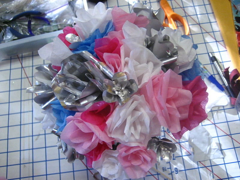 Rehearsal bouquet