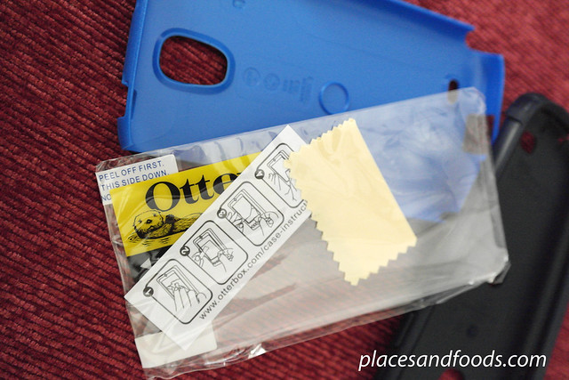 otterbox commuter s4 casing inside