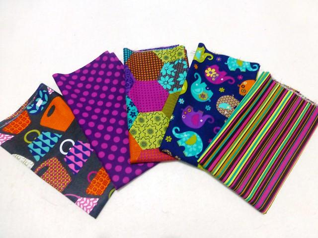 Giveaway fabrics - Michael Millar 002