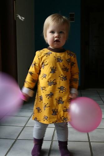 Kleedje voor Nina