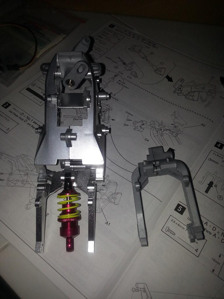 Babyboy's Kyosho Honda NSR 500 HOR 11971771473_302bf332d6_b
