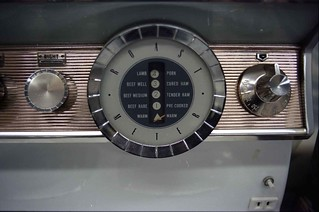 Philco 1950`s electric range