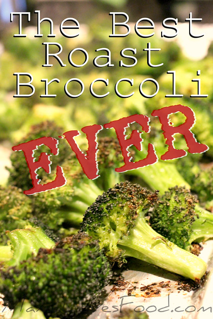 best roast broccoli ever