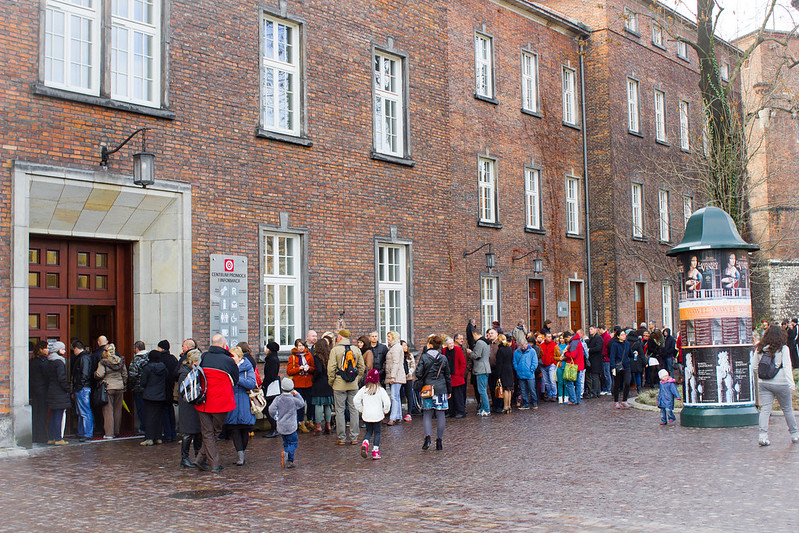 Sunday, November 10: Benefits of traveling on shoulder season include free entry to castle exhibitions. Drawbacks are that this is when locals and weekend visitors come to the city and the lines are too long to make visiting possible.