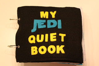 The Star Wars Quiet Book