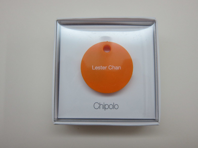 Chipolo -  Box Front