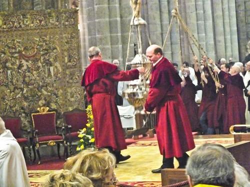 D. Jesús obispo auxiliar de Santiago