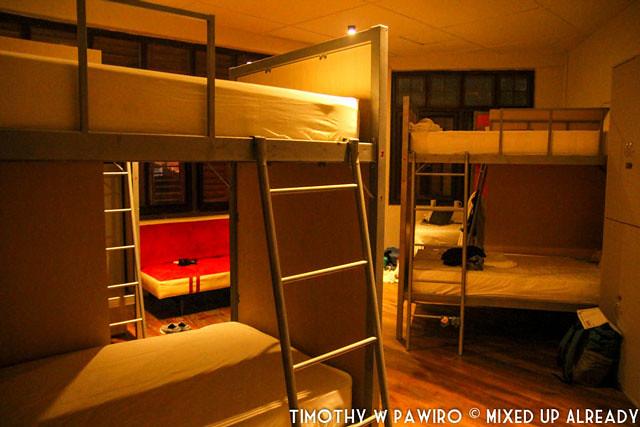 Malaysia - Penang - Hostel - Syok - The dorm