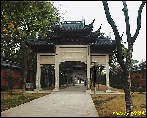 杭州 西湖湖畔的錢王祠 - 004