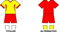 Uniforme Selección Horqueteña de Fútbol