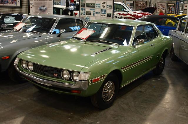 1971 Toyota Celica ST